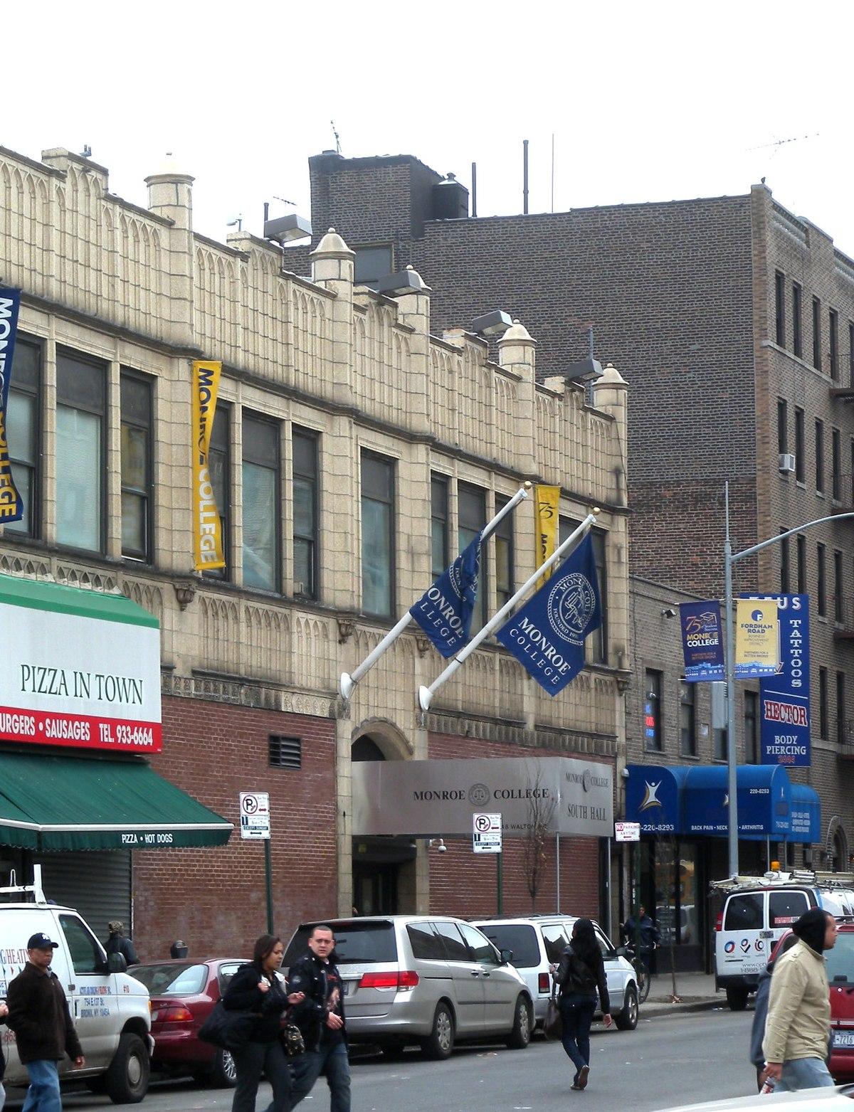 Bronx Fordham Ny Rd 625