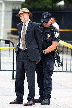 NASA Scientist James Hansen Arrested, August 2...