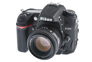 Nikon D7000 with 50mm/1.4 AF-D NIKKOR lens