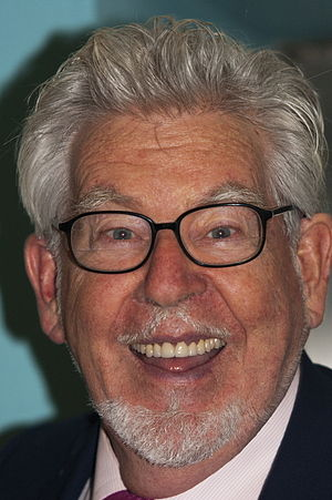 Rolf Harris @Sheffield Doc/Fest 2010
