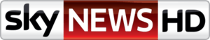 Logo of the new Sky News HD channel, launching...