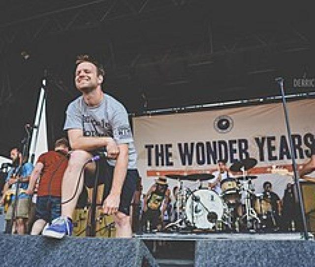 The Wonder Years Warped Tour 2013 1 Jpg