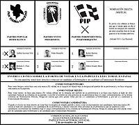 Resultado de imagen para simbolos plebiscito del 1967