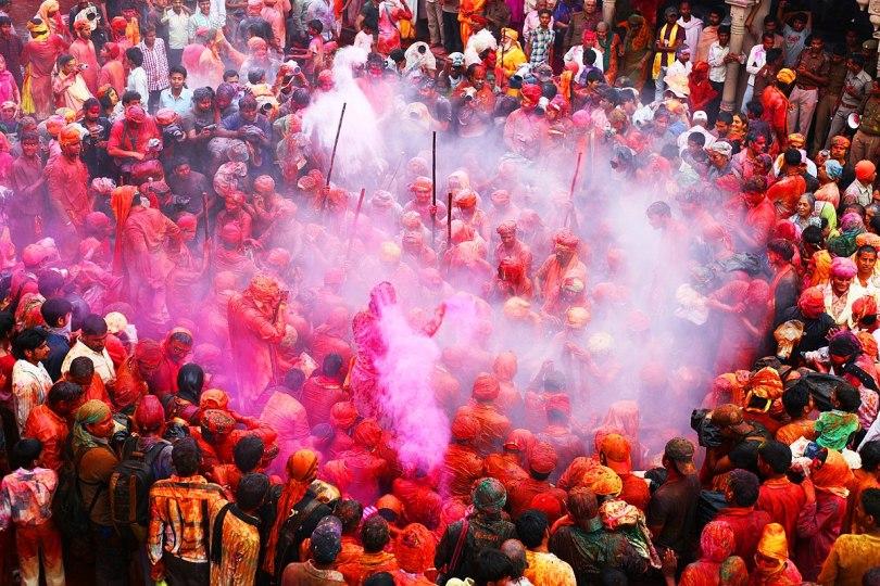 Image result for lathmar holi hd