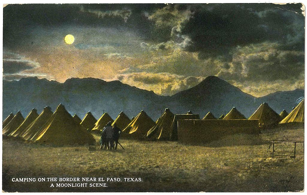 File Camping On The Border Near El Paso Texas Jpg