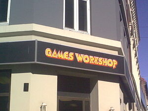 English: Games Workshop in Oslo