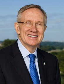 Harry Reid (D-NV), United States Senator from ...