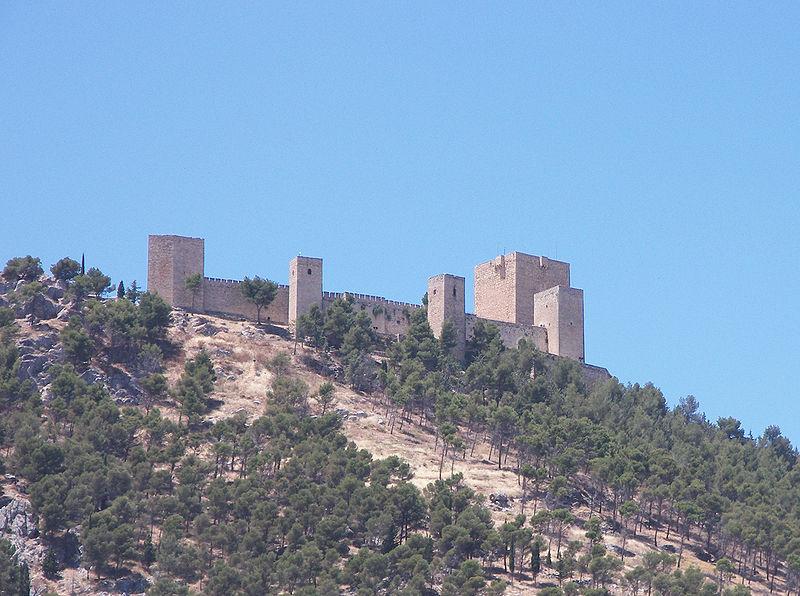 File:Jaén - Castillo.jpg
