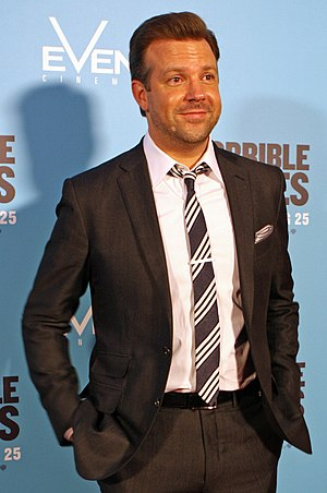 English: Jason Sudeikis at the film premiere o...