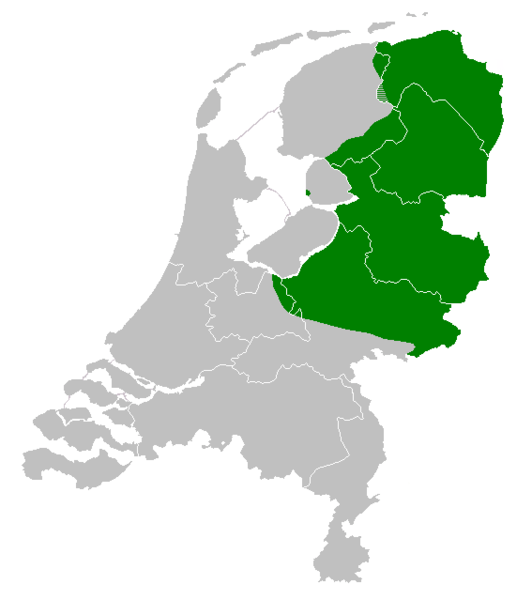 Dutch Low Saxon dialects