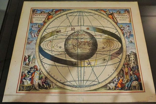 National Museum of Australia - Joy of Museums - Ptolemy's View of the Solar System