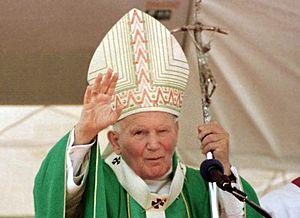 Papa João Paulo II no Aterro do Flamengo