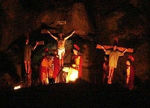 Passion of Christ at Ginosa (TA) (Italy)