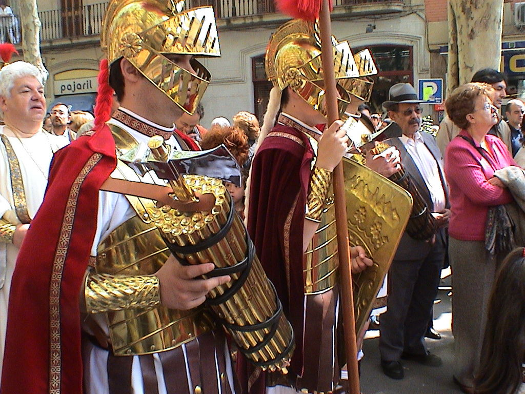 File Roman Lictor With Fasces Catalonia 2006 Jpg