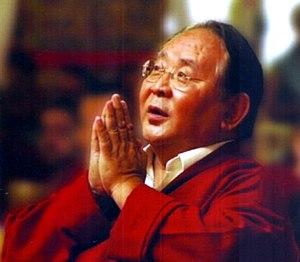 Sogyal Rinpoche
