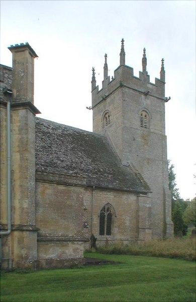 File:St James, Longborough Gloucestershire - geograph.org.uk