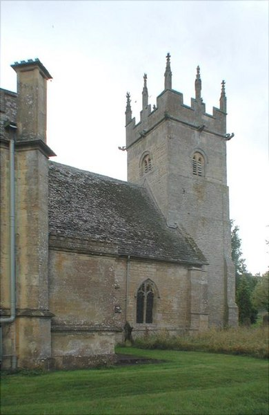 File:St James, Longborough Gloucestershire - geograph.org.uk