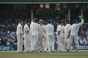 Taken at SCG, 3rd Day, Australia vs India, 4th...