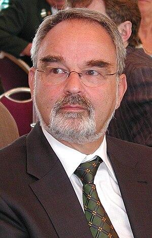 English: Thomas Kossendey, member of the Deuts...