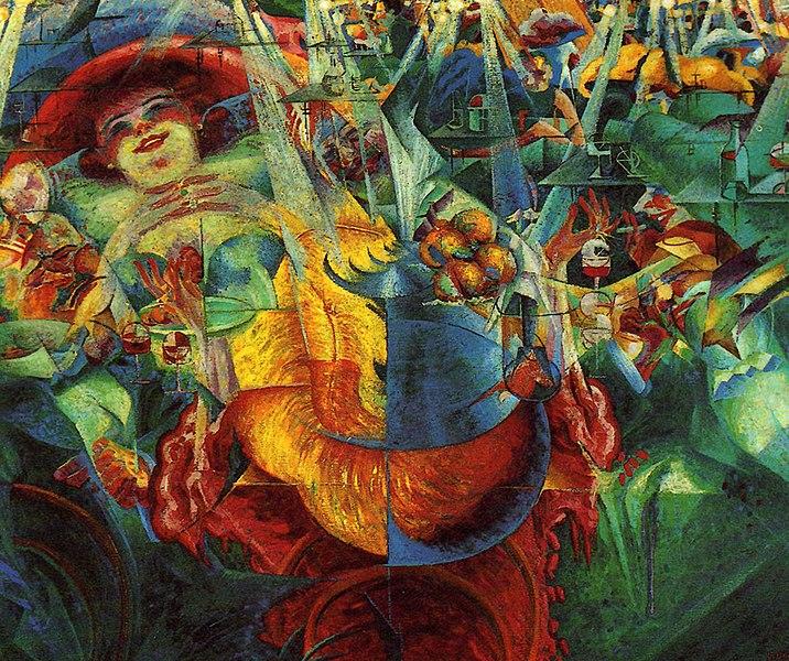 File:Umberto Boccioni - Laughter.jpg