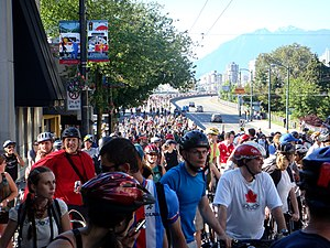 Vancouver Critical Mass