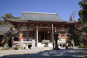 Zenrakuji in Kochi, Kochi prefecture, Japan