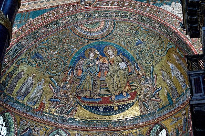 Plik:Apse mosaic SM Maggiore.jpg