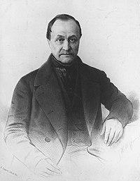 August Comte.