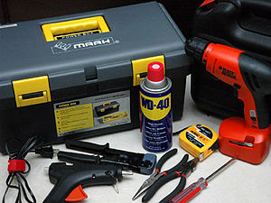 Basic DIY Tools