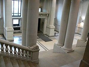 Eingangshalle. Ehemaliges Preußisches Herrenha...