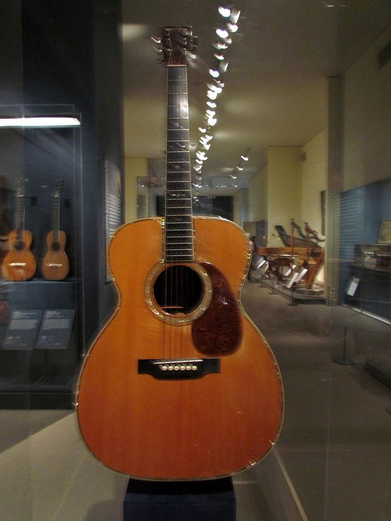 File C F Martin 000 42 Guitar Met Museum Of Art New