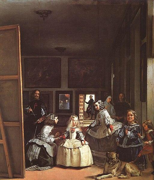 Diego Velázquez - Las Meninas.jpg