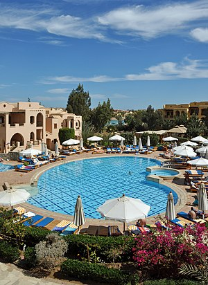 English: El Gouna (Egypt): The Three Corners R...