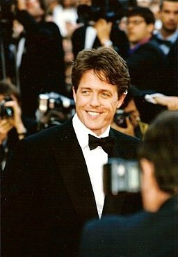 Hugh Grant Cannes