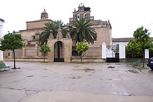 Español: Antigua Iglesia del Convento Francisc...