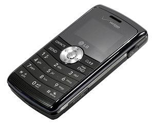 English: The LG ENV3 phone, or VX9200 for Veri...