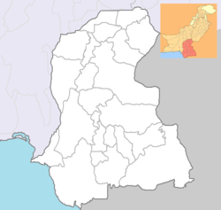 Karachi is located in Sindh