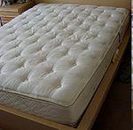 A Pillowtop Queen Size Mattress