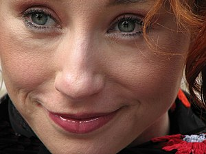Meet and greet Tori Amos, held before the conc...