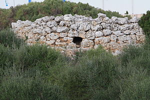Deutsch: Westlicher Talayot in Trepucó, Menorca
