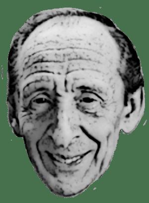 English: Cartoon of Vladimir Horowitz.