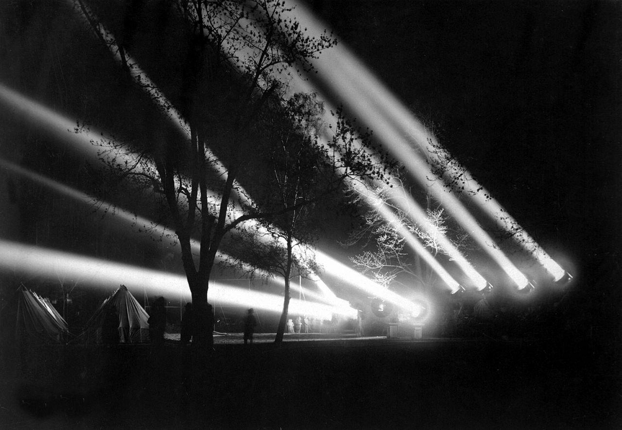 File Washington Barracks 24 Inch Searchlights 1918 Hd Sn