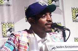 Andre 3000, AKA Andre Benjamin at the 2007 Com...