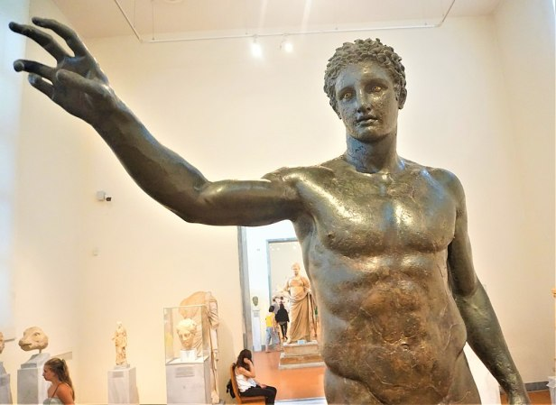 Antikythera Youth - National Archaeological Museum, Athens by Joy of Museum