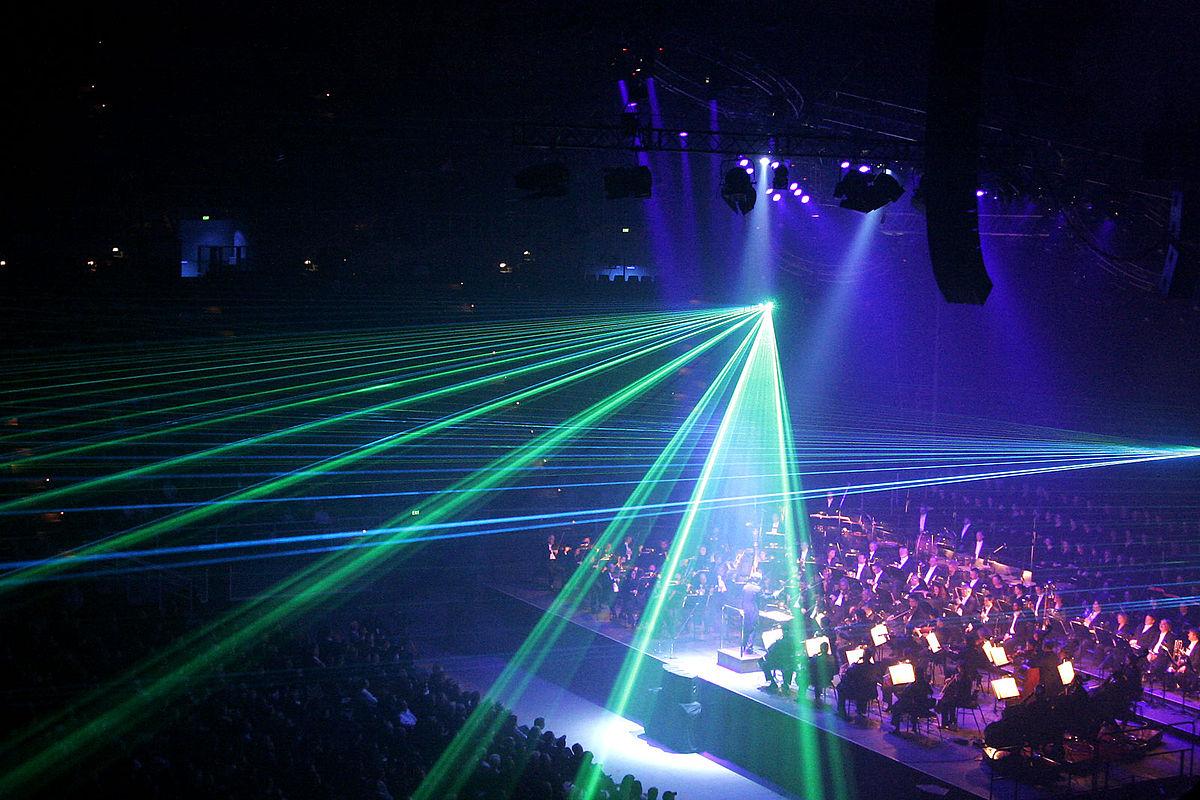 laser lighting display wikipedia