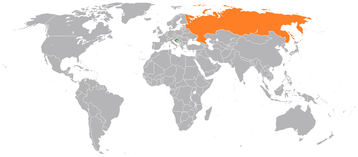 Moscow And Map Sochi