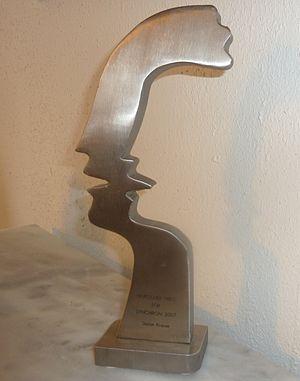 English: German Award for Dubbing (filmmaking)...