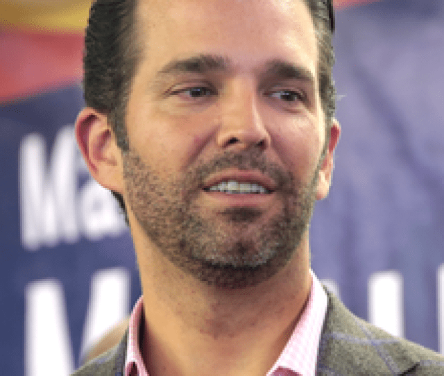 Donald Trump Jr From Wikipedia