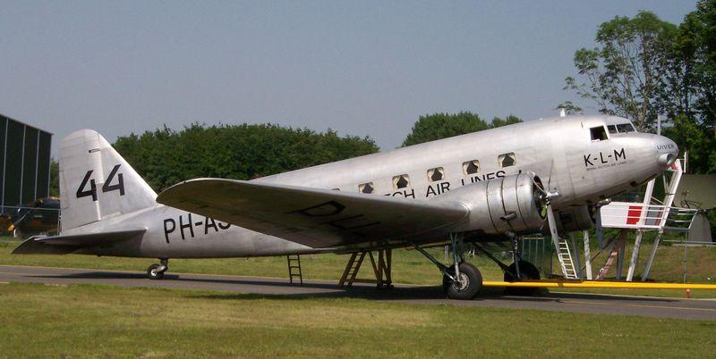 Ficheiro:Douglas DC-2 Uiver.jpg