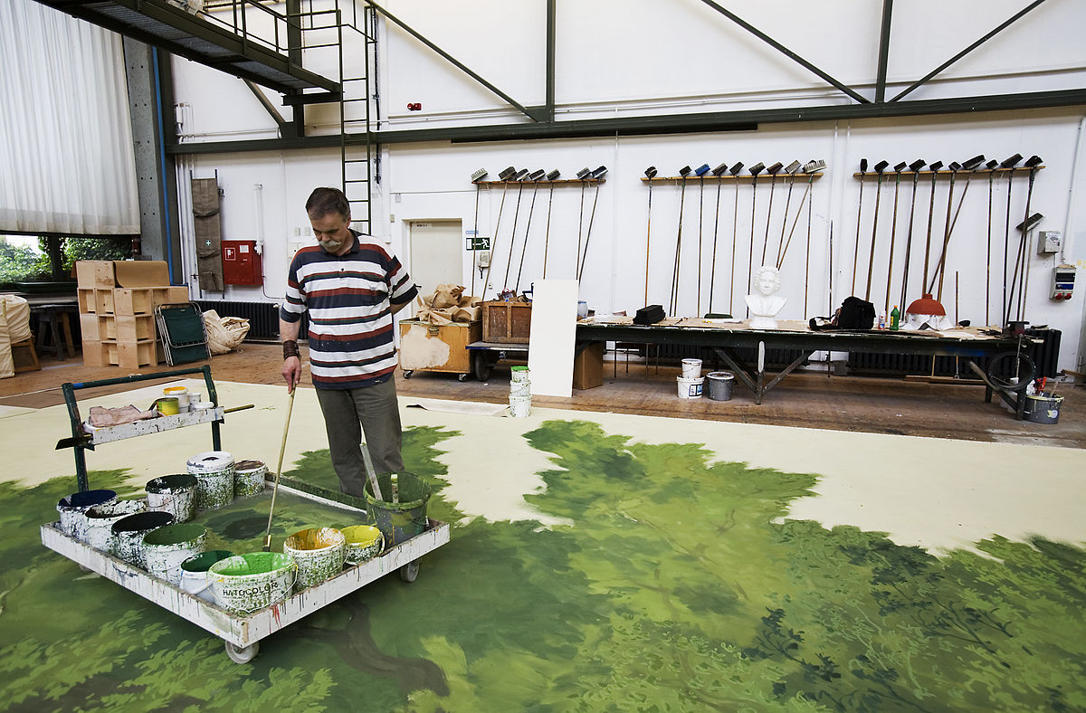 Scenic Painting Theatre Wikipedia